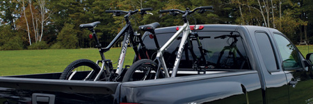 Bike Racks For Trucks Yakima Yakima Pickup Truck Bicycle