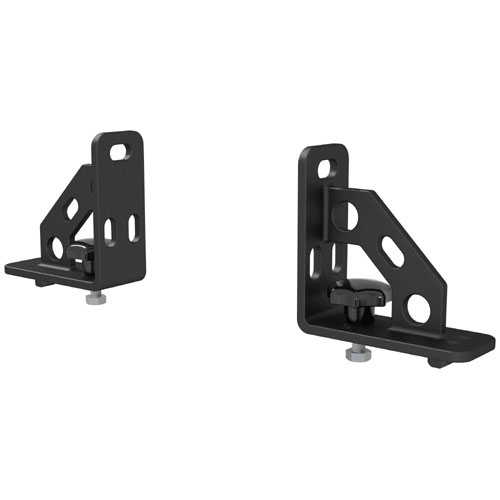 Aries AdvantEDGE Headache Rack Tie-Down Anchors 1110310, Pair