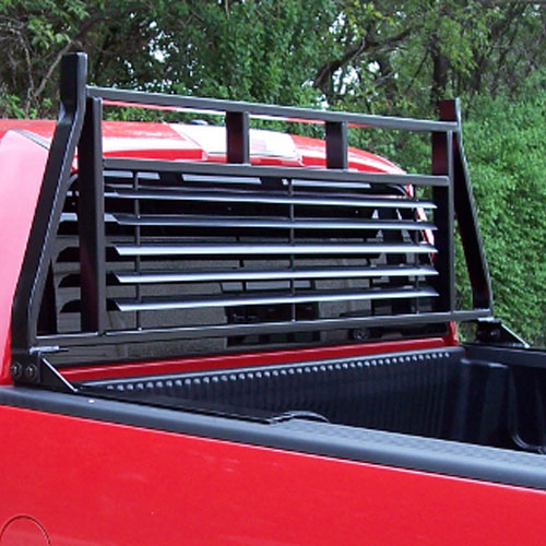 Aries Headache Rack Pickup Truck Window and Cab Guards