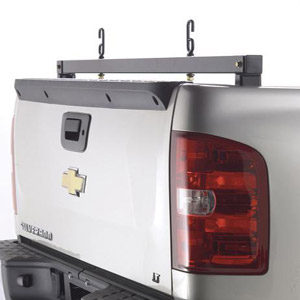 BackRack Industrial Grade Rear Load Bar for Pickup Truck Beds