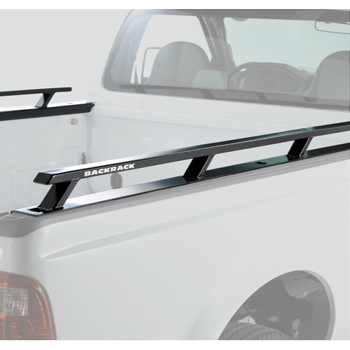 BackRack Industrial Grade Side Rails for Long Bed Pickup Trucks