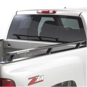 BackRack Industrial Grade Side Rails for Pickup Truck Beds