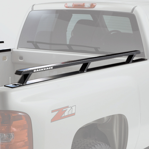 BackRack Industrial Grade Side Rails for Short Bed Pickup Trucks