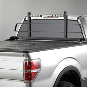 BackRack Pickup Truck Window and Cab Guard Headache Rack