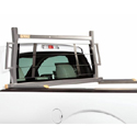DeWalt Pickup Truck Window Guard Industrial Grade Hi-Vis Screen - Closeout 50% Off
