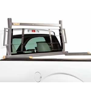 DeWalt Pickup Truck Cab Window Guard Hi-Vis Screen - Closeout 60% Off