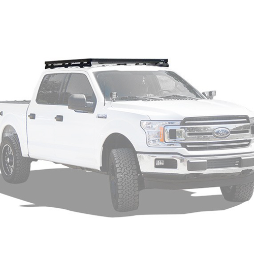 Front Runner KRFF011T Slimline II Roof Rack Kit for Ford F150 Crew 2009+