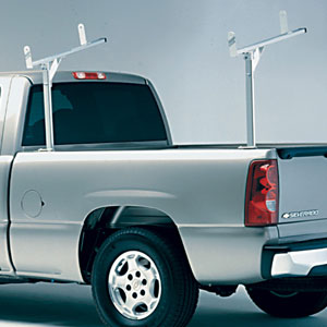 Hauler tlrsaa-1 Removable Aluminum Pickup Truck One Side Utility Ladder Racks