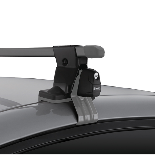 Inno INSUT Black Stays for Car Roof Crossbar Racks on Naked Roof-tops