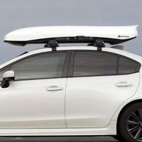 Inno Brm660wh Wedge 11 Low Profile White Cargo Box