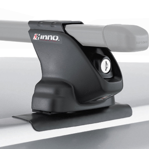 Inno XR Series Black Stays for Factory Tracks and Fixed Points Car Roof Racks
