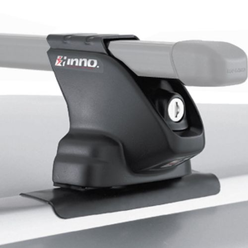Inno INXR Series Black Stays for Factory Tracks and Fixed Points Car Roof Racks