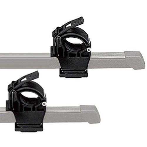 Inno Multipurpose Oar, Paddle, Mast Holders Carriers in731 for Standard Inno Crossbars