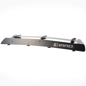 Inno Medium Universal Mount Wind Fairing Deflector ina261 for Car Roof Racks, 25% Off