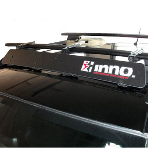 Inno ina271 Medium 40 Universal Carbon Fairing Wind Deflector for Car Roof Racks