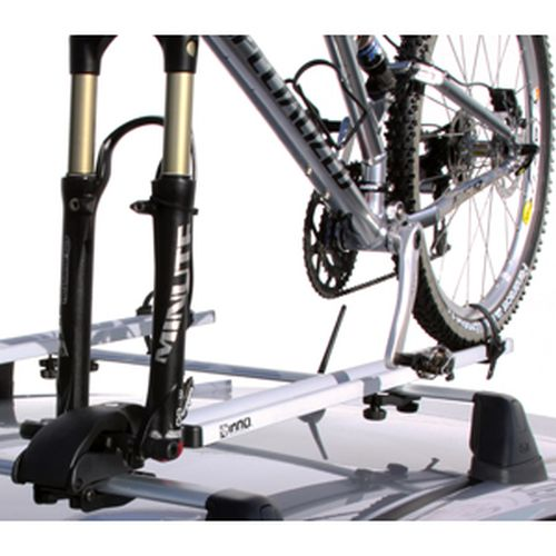 Inno Fork Lock III ina391 Universal Mount Bike Racks Bicycle Carriers for Car Roof Racks, 25% Off