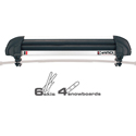 Inno Grab Max INA940 Height Adjustable Universal Ski Racks Snowboard Carriers