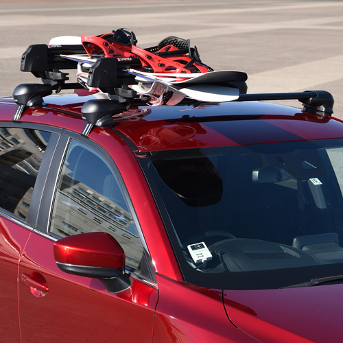 Inno ina952 Snow Sport Universal 3 Pair Ski Racks 2 Snowboard Carriers