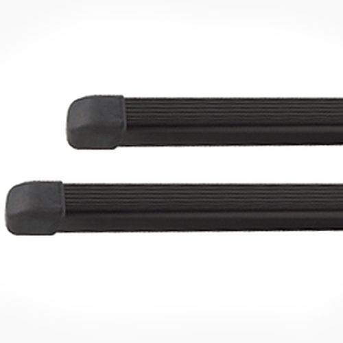 Inno inb127b 50 Standard Black Crossbars for Car Roof Racks, Pair