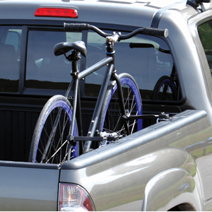 Inno Velo Gripper rt202 1 Bike Rack Bicycle Carrier for Pickup Truck Bed C-Channels