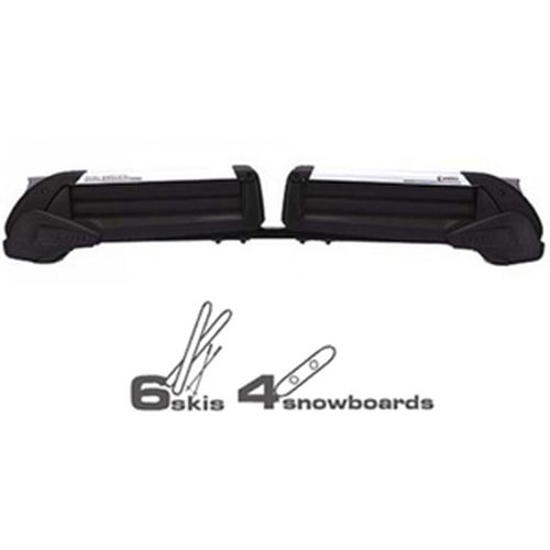 Inno Dual Angle tx726 Ski Racks Snowboard Carriers for Fixed Points