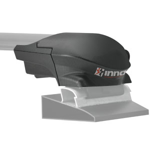Inno Aero Crossbar Stays xs400 for Flush Railing Car Roof Racks