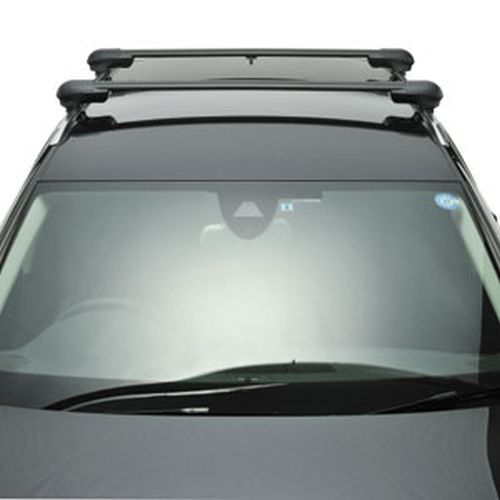 Inno Audi A4 Avant 2009 - 2012 Complete XS400 Aero Bar Roof Rack for Flush Side Rails