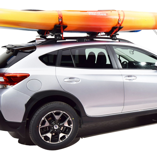 Malone mpg107md SeaWing V-Cradle Kayak Racks and Carriers with Straps