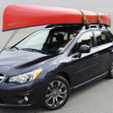 Malone mpg112md Big Foot Canoe Carriers Canoe Racks
