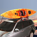 Malone mpg114md DownLoader J-Style Fold Down Kayak Carriers Racks