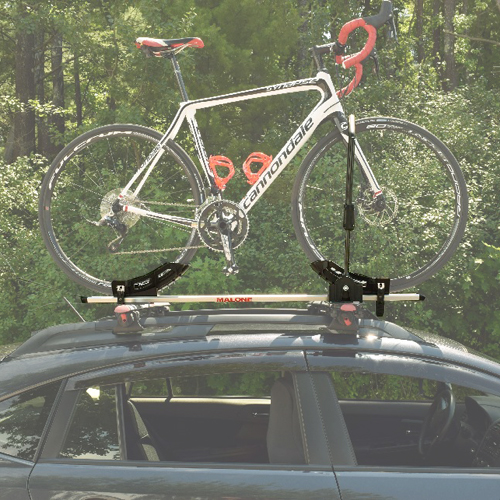 Malone Pilot TC ST mpg2103 Upright Rooftop Tray Style Bike Rack Carrier