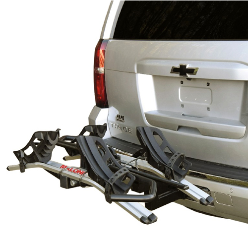 Malone Pilot HM2 2 Bike mpg2112 Platform Style Hitch Bicycle Rack for 2