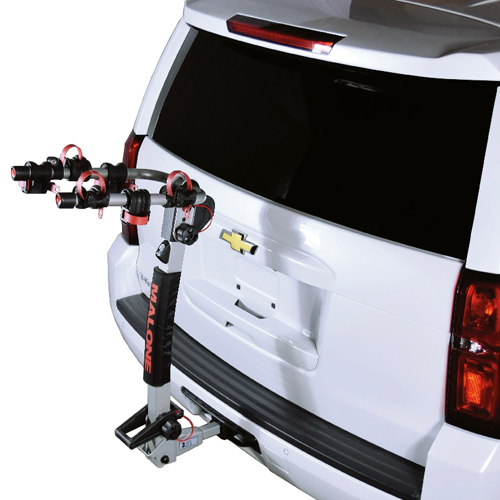 Malone Hanger HM3 3 Bike mpg2127 Hitch Mounted Bicycle Rack Carrier