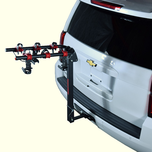 Malone RunWay HM3-OS 3 Bike mpg2130 Hitch Mounted Bicycle Rack Carrier