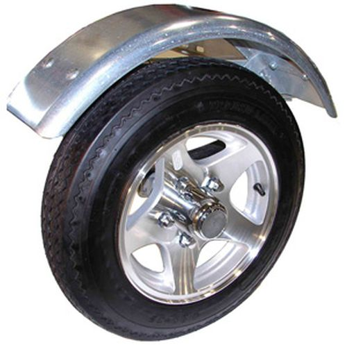 Malone MicroSport Trailer Aluminum Spoke Wheels Upgrade Kit mpg466