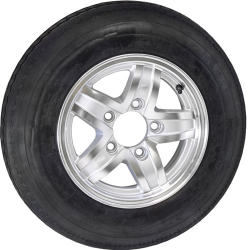 Malone mpg469 Aluminum Spare Tire Kit for Malone MicroSport Trailers