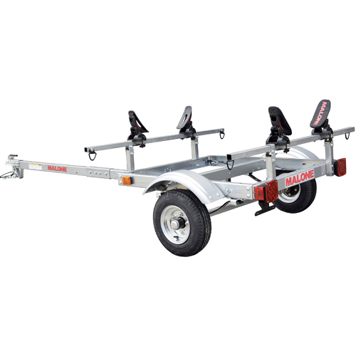 Malone mpg526g-s XtraLight Trailer, SaddleUp Pro Kayak Pack
