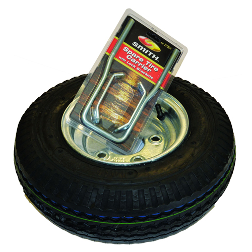 Malone mpg565 Galvanized Spare Tire Kit for Malone XtraLight Trailers