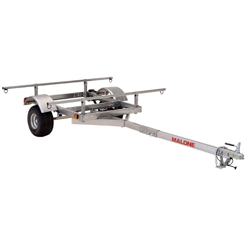 Malone mpg595 XtraLight LowMax Base Trailer for Kayaks, Canoes, SUPs