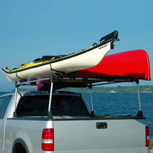 Mirage Truck Rack for Compact and Mid-size Pickup Trucks, $100 Off