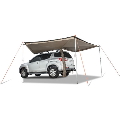 Rhino-Rack 31100 Foxwing Awning For Aero Roof Racks