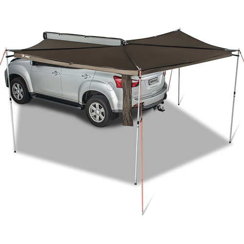 Rhino-Rack Foxwing Awning 31100 for Aero Roof Racks
