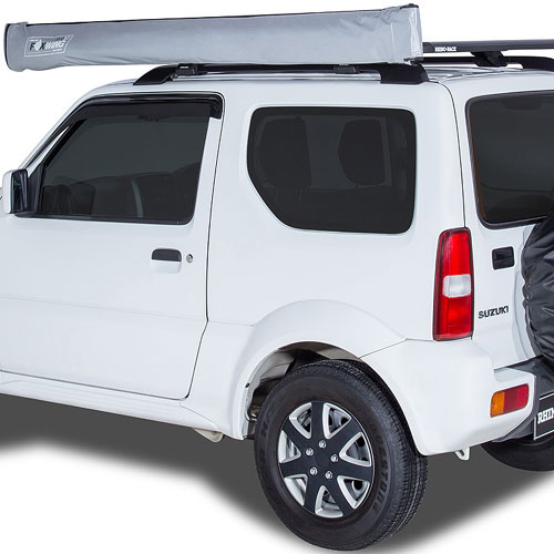 Share |  sc 1 st  Rack Warehouse & Rhino-Rack 31117 Foxwing Eco 2.1 Awning for Rhino Roof Racks ... memphite.com