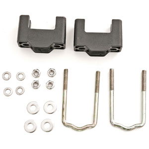Rhino-Rack 32102 Sunseeker Euro Bar Fit Kit for Square Bars