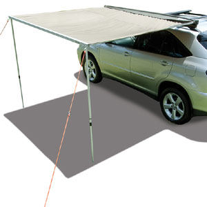 Rhino-Rack 32105 Sunseeker II 8 Foot Awning for Rhino Roof Racks