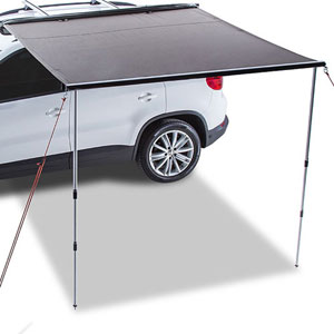 Rhino-Rack 32109 Sunseeker II 6.5 Foot Awning for Rhino Roof Racks
