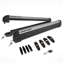 Rhino-Rack 566u Locking 6 Pair Ski Rack or 4 Snowboard Carrier