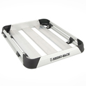 Rhino-Rack at1008 Alloy Roof Top Luggage Tray, Cargo Basket Platform