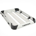 Rhino-Rack at1208 Alloy Roof Top Luggage Tray, Cargo Basket Platform