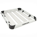 Rhino-Rack at1210 Alloy Roof Top Luggage Tray, Cargo Basket Platform